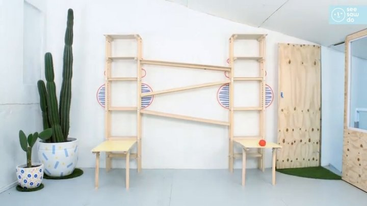 See Saw Do - Furniture design